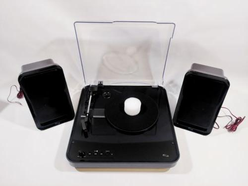 ittb757b wireless turntable with speakers led lighting