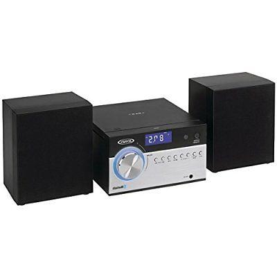 Jensen Jbs-200 Bluetooth Cd Music System With Digital Am/fm