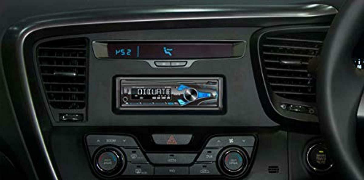 JENSEN MPR319 Car 7 Character LCD Bluet