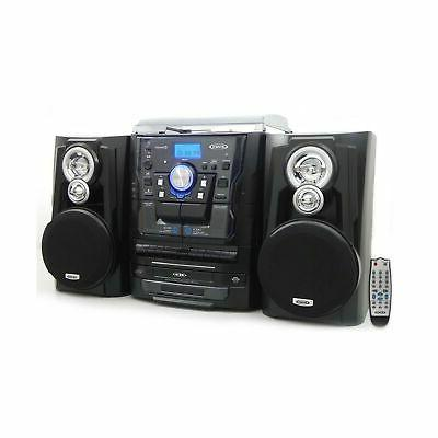 jmc1250 bluetooth 3 speed stereo turntable