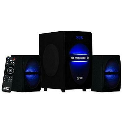 led bluetooth 2 1 channel home theater
