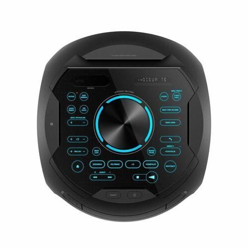 Sony MHC-V71 Home System Bluetooth Karaoke bundle