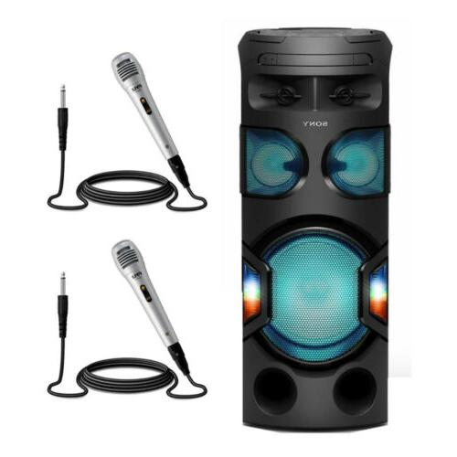 mhc v71 high power home audio system