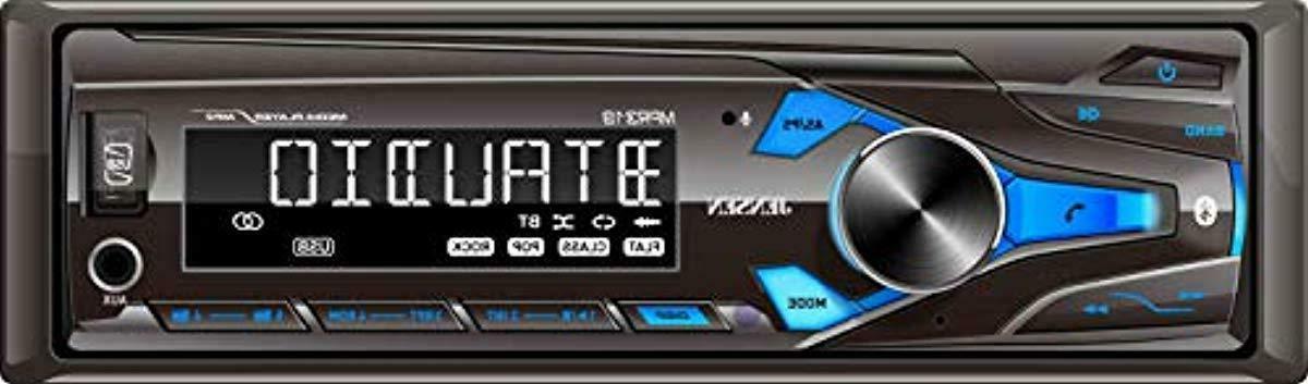 jensen mpr319 single din car stereo receiver