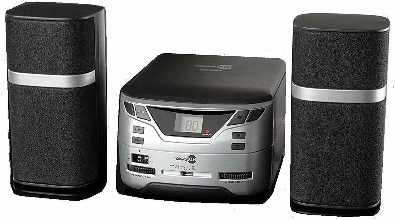 Cd-526 Compact Micro Cd Stereo Music
