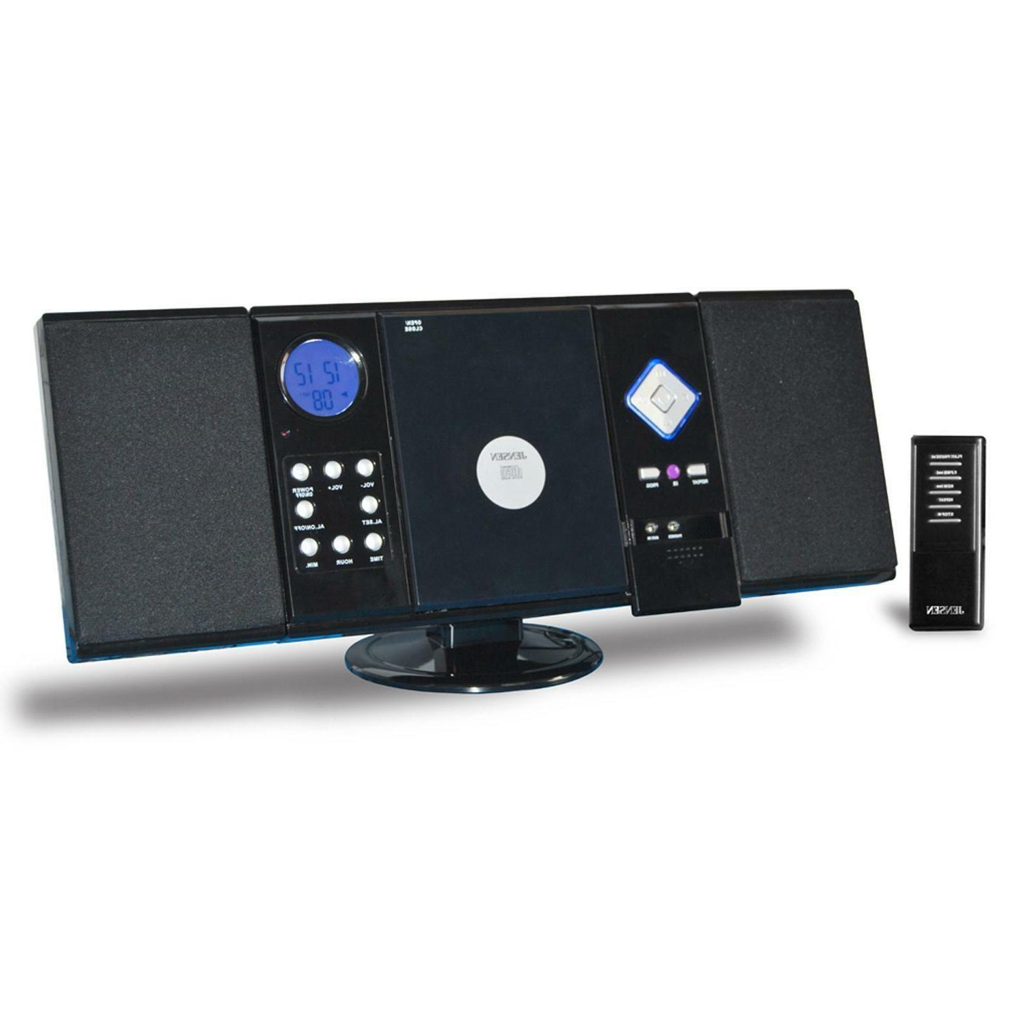 wall mountable micro home stereo system am