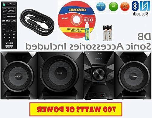nfc bluetooth sound system w