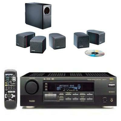 nib acoustimass 600 home theater system w