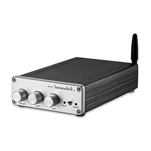 Nobsound Bluetooth 4.0 300W Power D Digital Channel Subwoofer Audio Amp