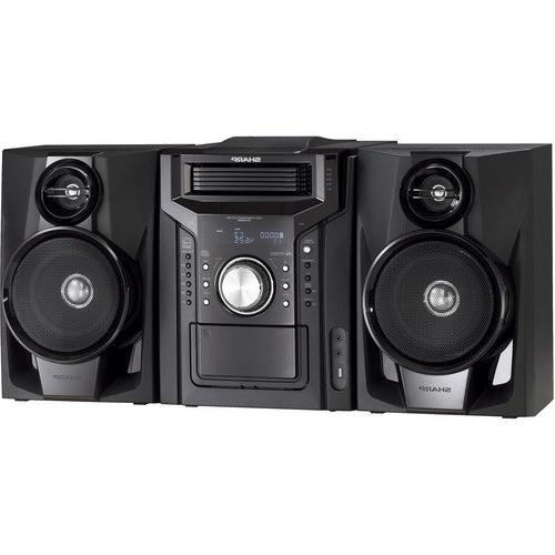 Sharp 240-Watt Audio Stereo Changer, Dock, AM/FM Remote