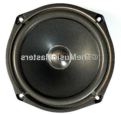 Pair Audio WOOFER Speaker Cabinet Stereo System Replacement