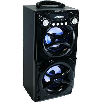 Party Bluetooth Speaker Portable Wireless System W/Internal