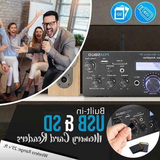 Pyle Bluetooth Stereo
