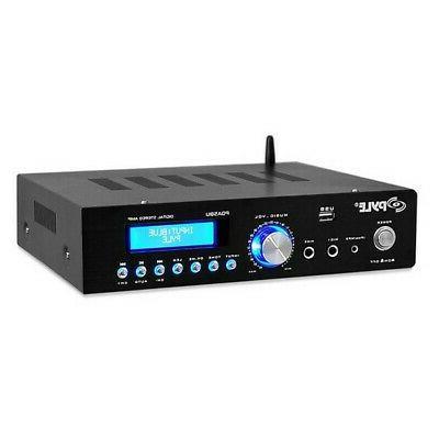 pda5bu stereo amplifier reciever bt am fm