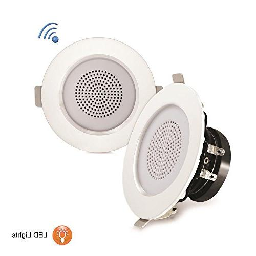 PDICBTL3F Speaker System - 100 W RMS - In-wall, In-ceiling,