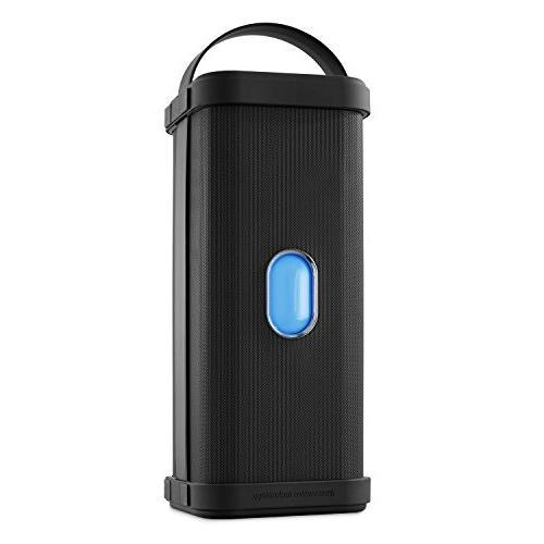 portable weatherproof bluetooth speaker