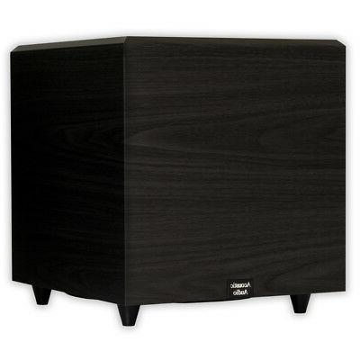 psw 12 home theater powered 12 subwoofer