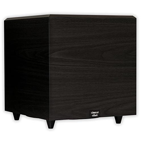 psw12 home theater powered subwoofer