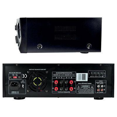 Pyle PT272AUBT Stereo MP3 USB Radio