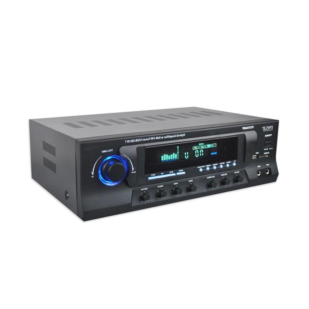 pt272aubt stereo amplifier receiver usb
