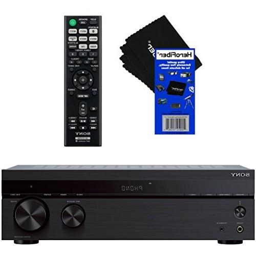sony bluetooth connectivity stereo receiver