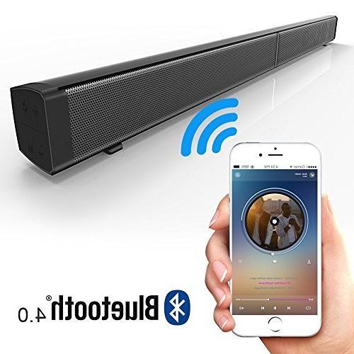 sound bar wireless bluetooth 4