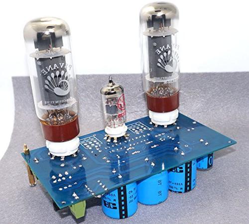 Sound noble EL34 single-ended Class A amplifier bile