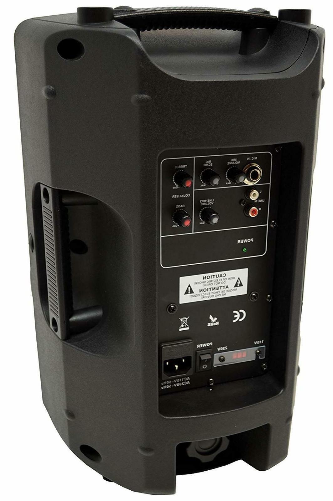 Speaker System Boombox Super Stereo