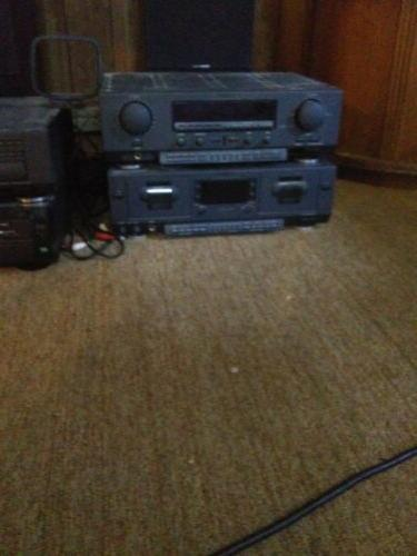 Stereo system For