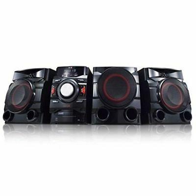 Stereo System Kit Home 700W Wireless DJ