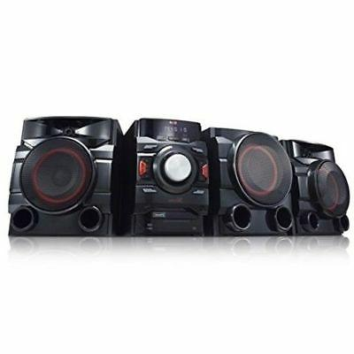 Stereo System Home Speakers 700W Stream DJ