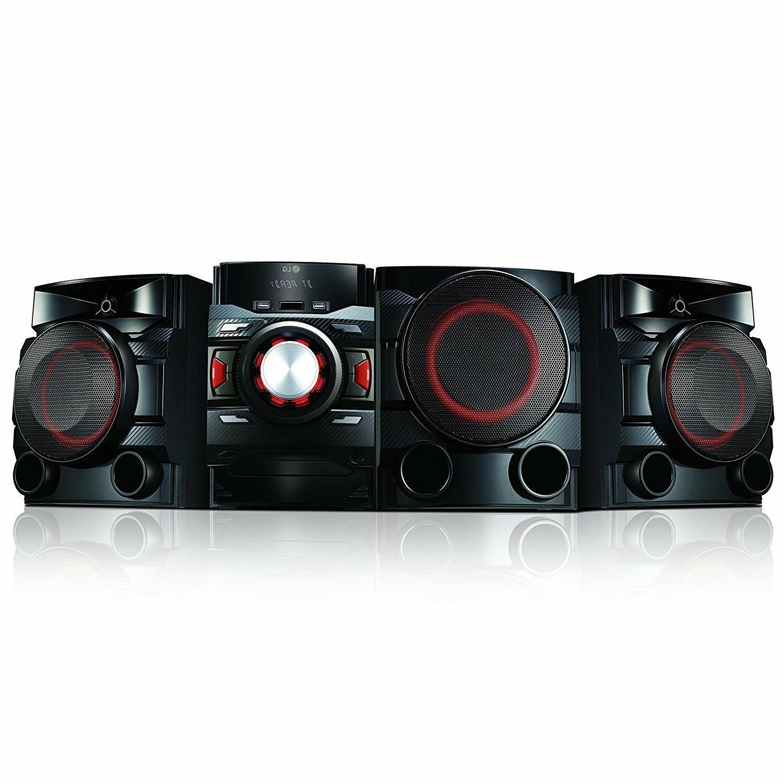Stereo Theater Speakers 2.1 Stream