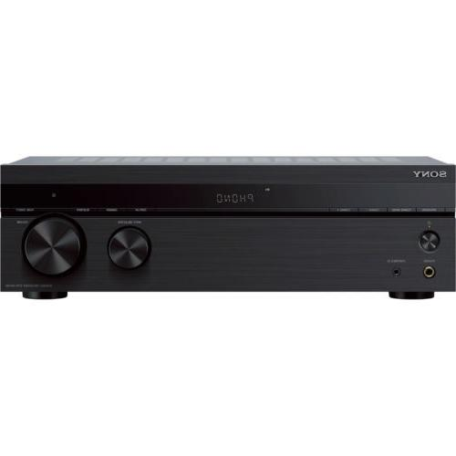 strdh190 2 ch stereo receiver with phono