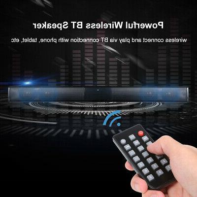 TV Theater Bluetooth Speaker HiFi Stereo