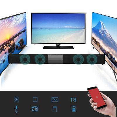 TV Home Sound Subwoofer System