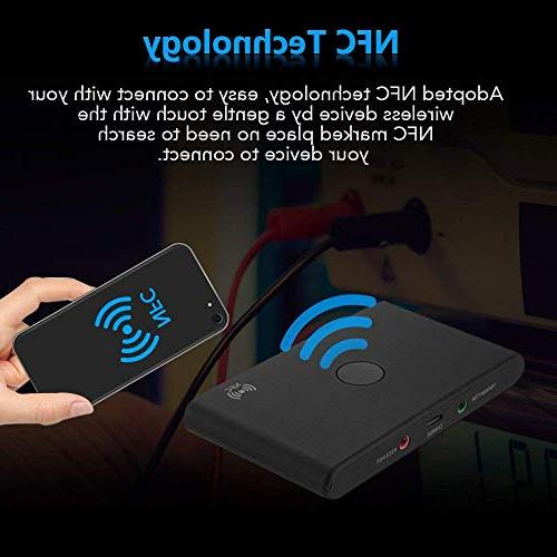 TOOGOO Wireless BT 3.0 Transmitter Adapter Support for PC Home Stereo System