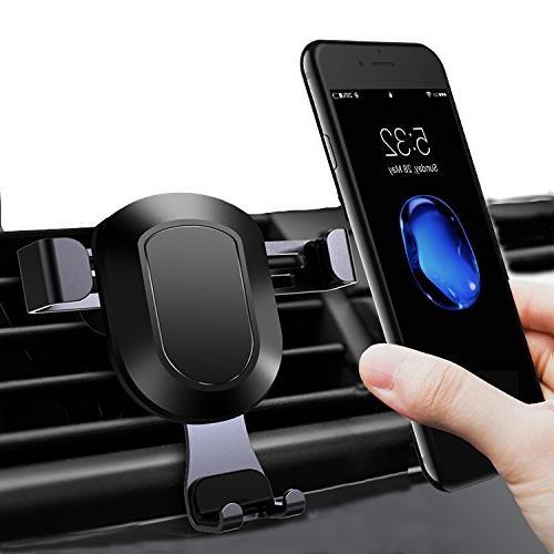 universal smartphones car air vent