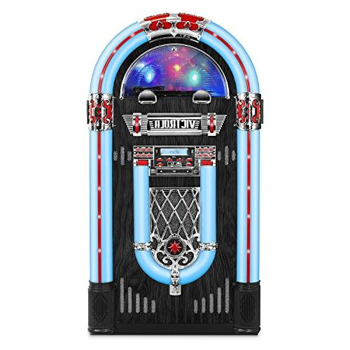 victrola retro jukebox