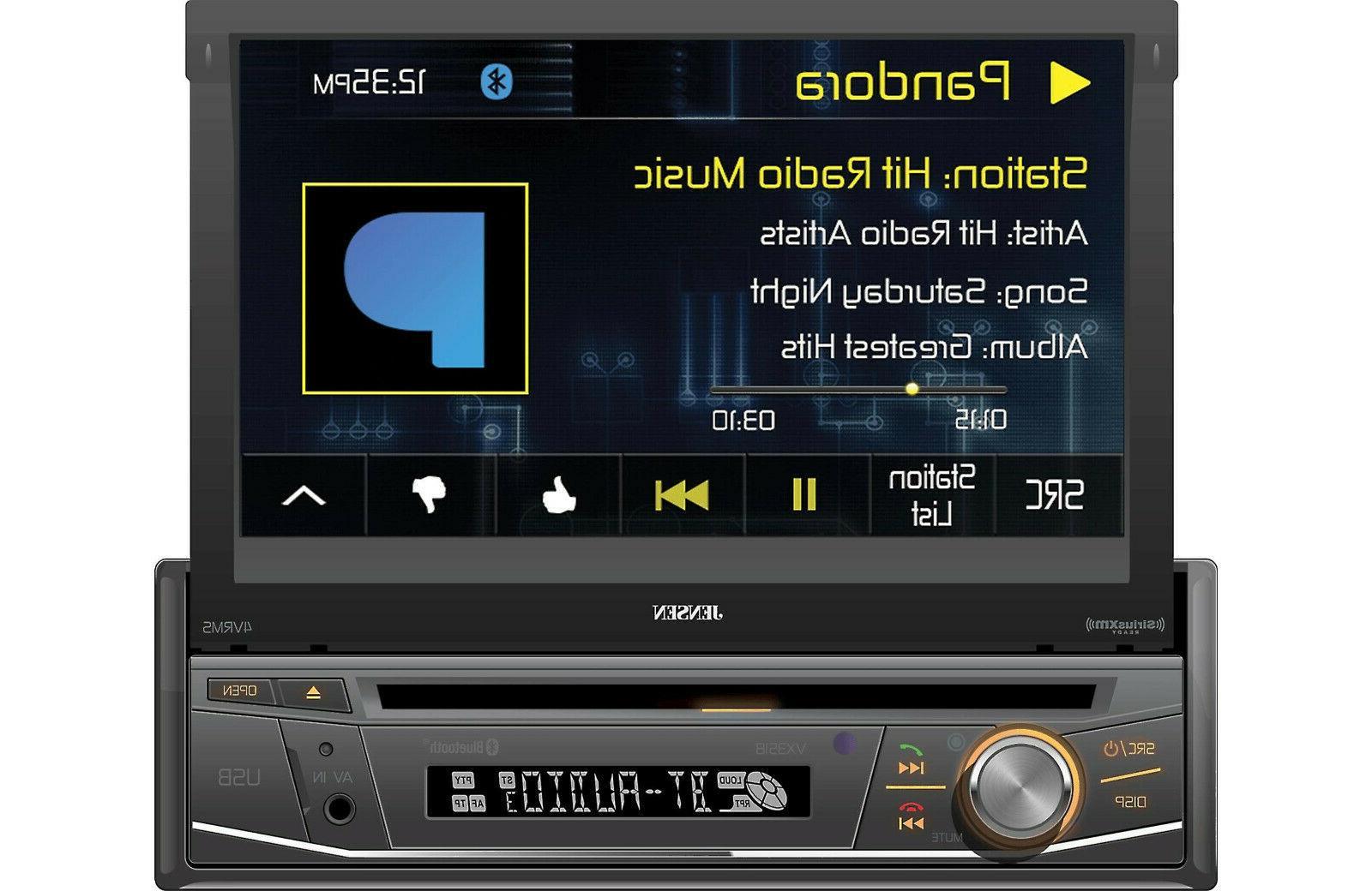 vx3518 dvd cd car stereo receiver w