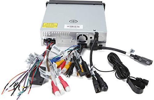 Jensen VX4014 DIN DVD CarPlay