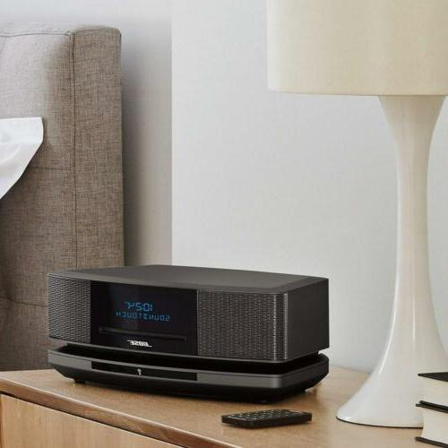 Bose Wave Sound Touch Music IV Works with Alexa Espresso Black US