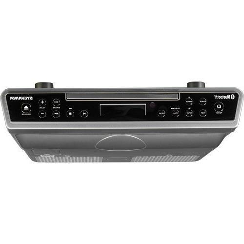Sylvania Under Cabinet Kitchen Radio Bluetooth Plus 6ft