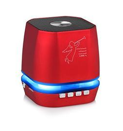 Lighting Wireless Speaker w/FM Radio for BLU Vivo XL2, Neo X