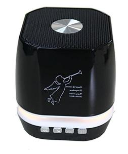 Lighting Wireless Speaker w/FM Radio for Samsung Galaxy S9,S