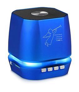 Lighting Wireless Speaker w/FM Radio for LG Q Stylo 4, Q Sty