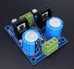 LM317 LM337 precision voltage regulator power supply kit