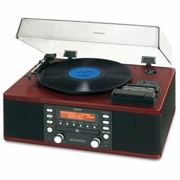 TEAC LP-R550USB CD Recorder/Cassette/Record Player/USB-out A