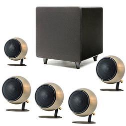 Orb Audio Mini 5.1 Home Theater Speaker System