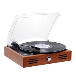 mini stereo turntable record player