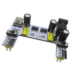 MagiDeal Mini USB 5V/3.3V Breadboard Power Supply Module For